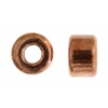 Metal Bead Washer 6X4x3mm Antique Copper